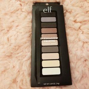 Brand New elf everyday smoky eyeshadow